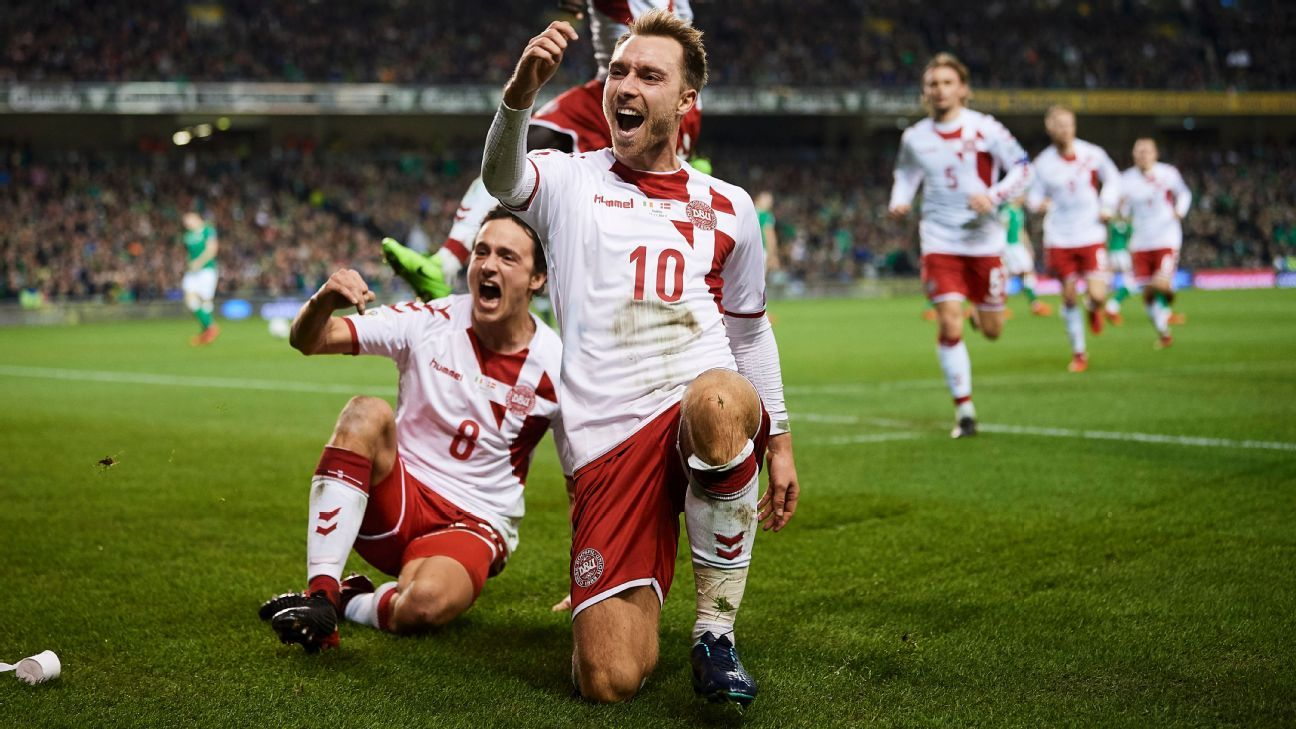 f9d3232dd37 Christian Eriksen says Denmark hat trick is  going to mean a lot for my  whole life