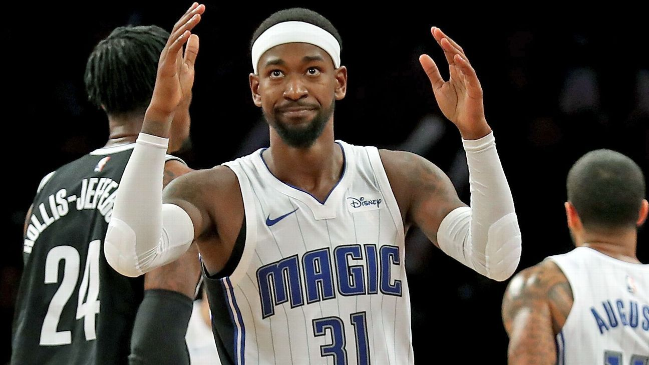 Magic's Ross back in bubble after tests negative