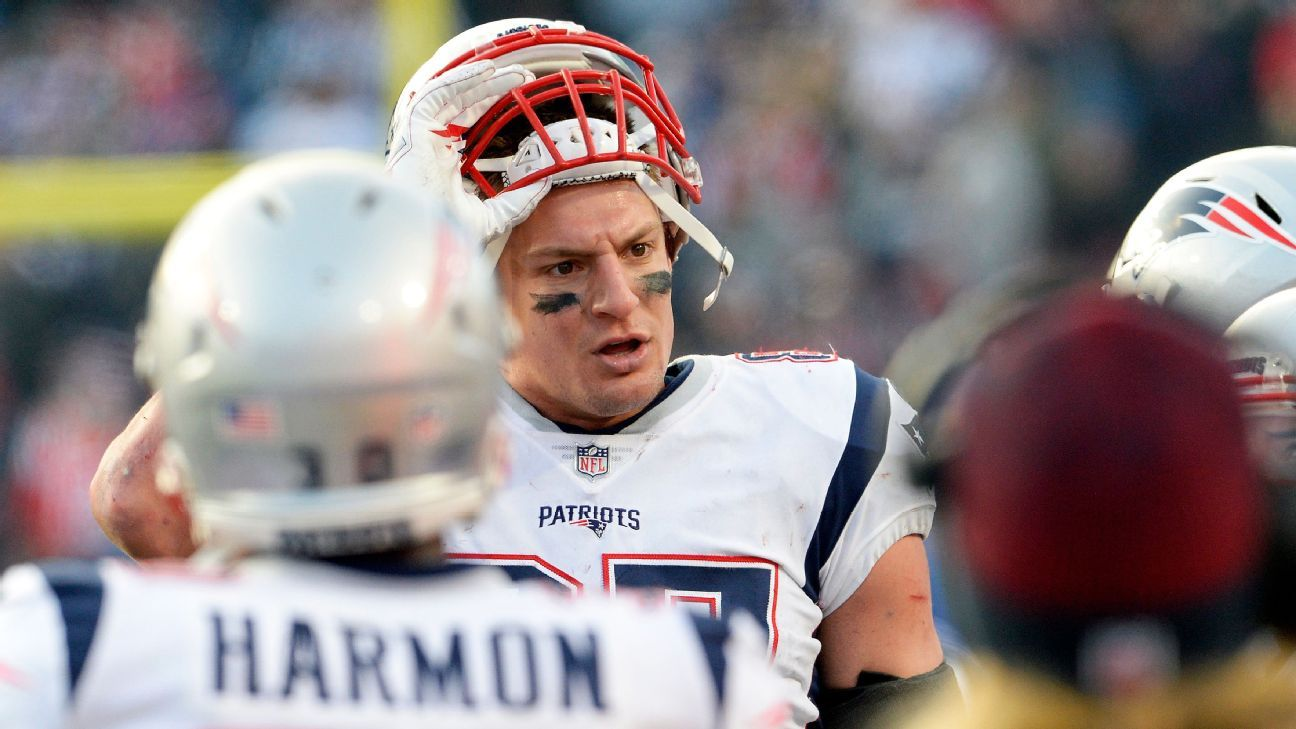 85074f39562 Rob Gronkowski loses  281K with suspension -- and possibly much more - New  England Patriots Blog- ESPN