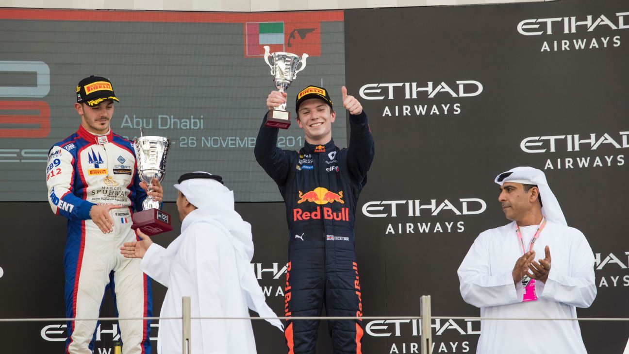Red Bull reject Ticktum joins Williams in development role