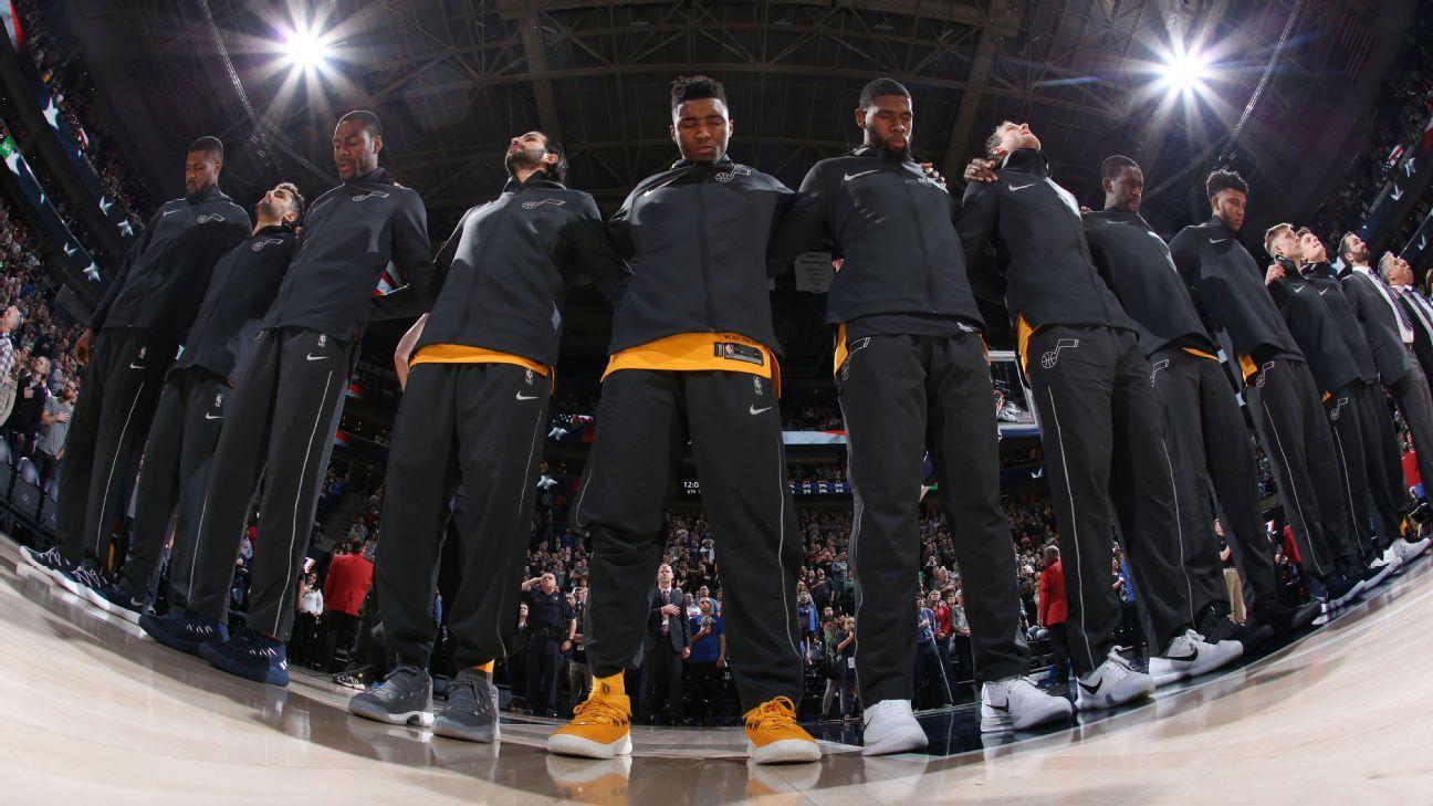b5218bae281b8 Zach Lowe on Utah Jazz's new Nike jerseys, featuring the Delicate Arch - NBA