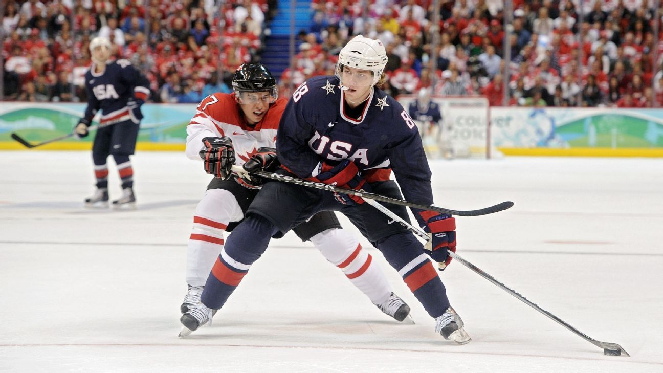NHL - What the 2018 Olympic teams would look like if NHLers were playing 211b6d484