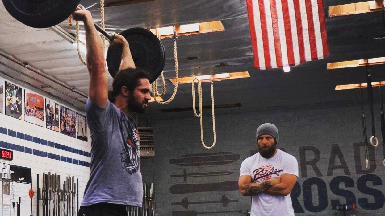 WWE - Seth Rollins, Joshy G and the WWE CrossFit revolution changed