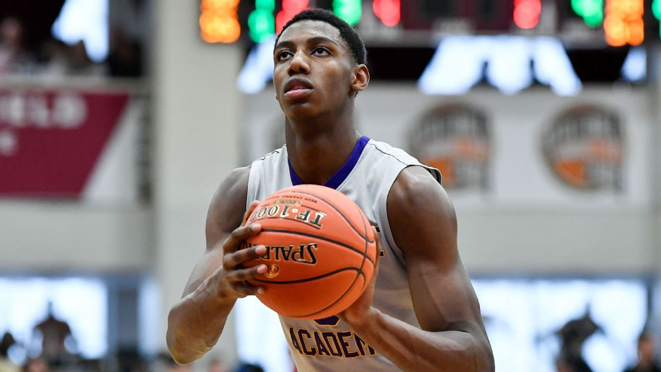NBA draft scouting reports: McDonald's All-Americans and more
