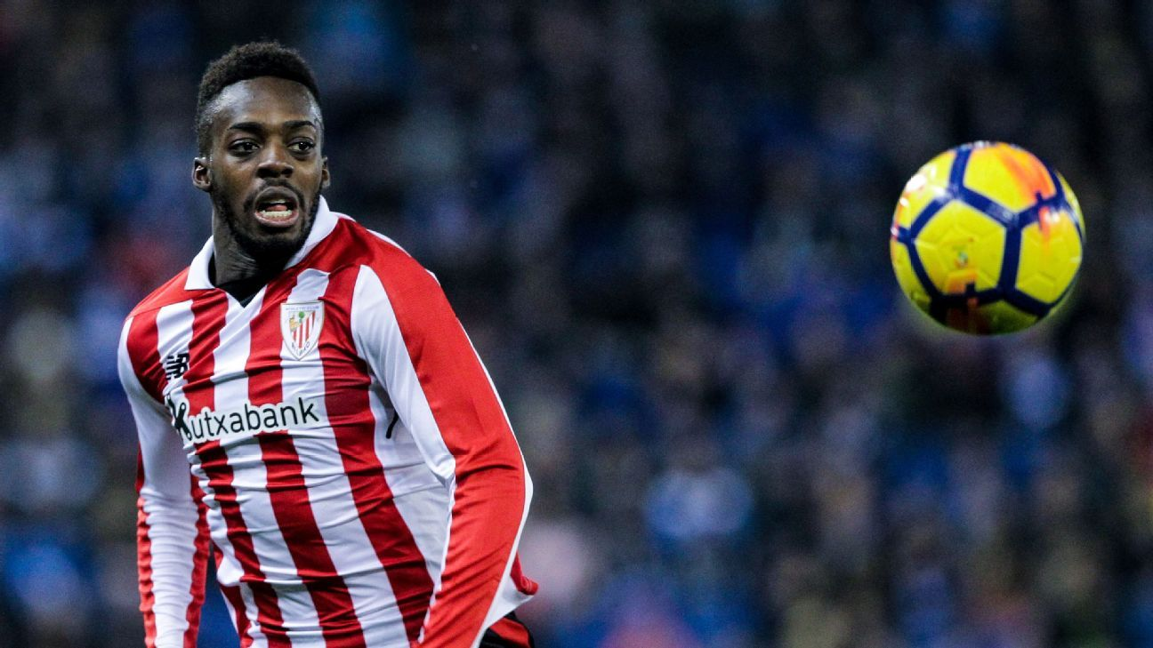 Inaki Williams Signs Four Year Athletic Bilbao Deal With 108m