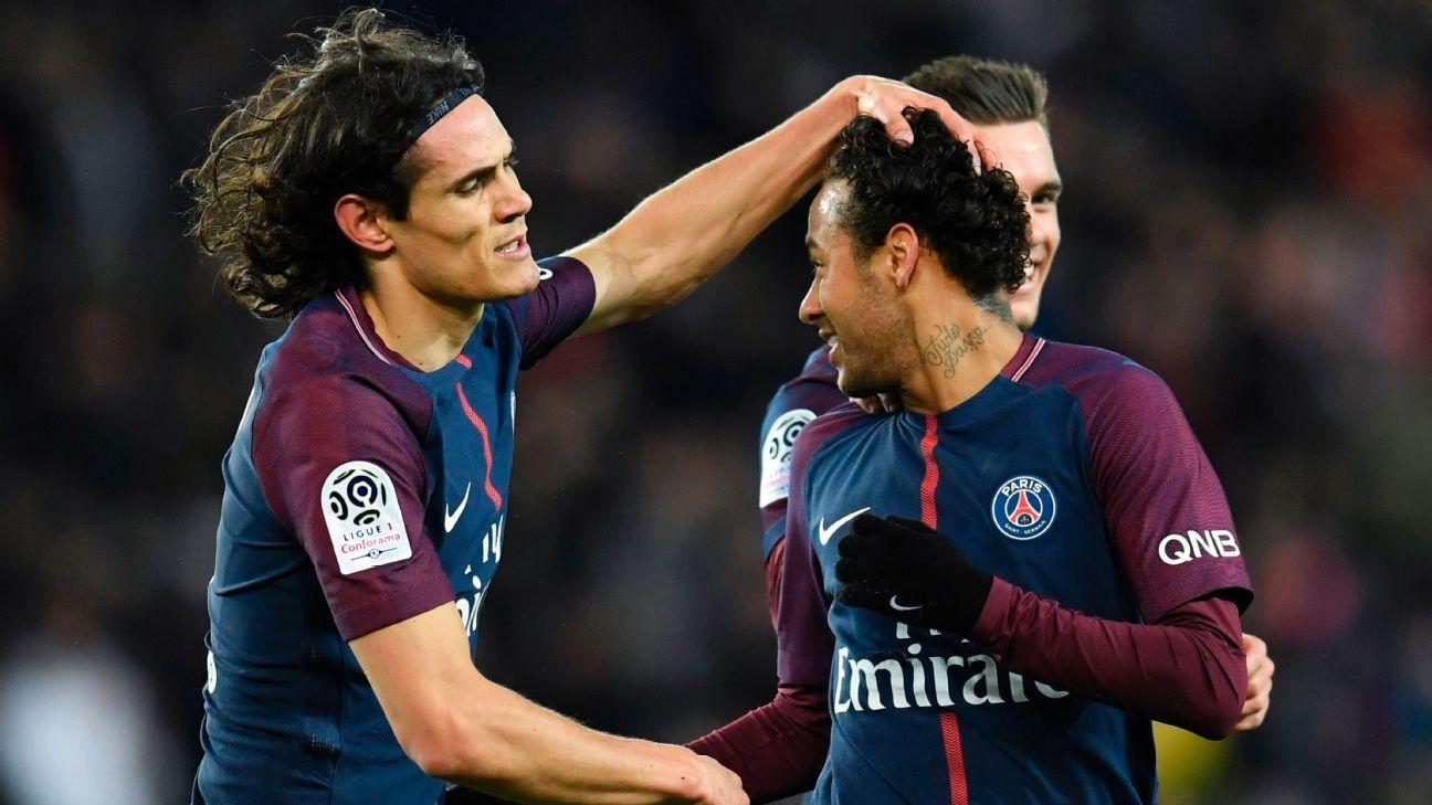 Paris Saint Germain Vs Dijon Fco Football Match Summary January   Espn