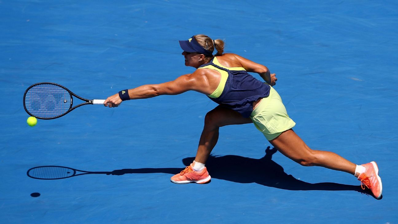 Angelique Kerber, Madison Keys Advance to Australian Open Quarterfinals