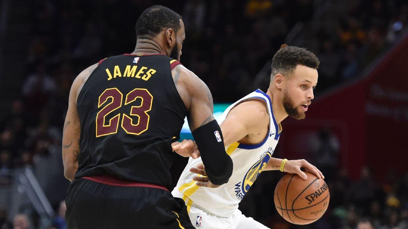 NBA All-Star mock draft - Who could LeBron and Steph pick  e9b52fd34