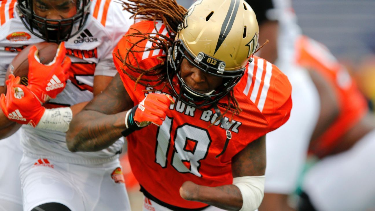 One-handed LB Shaquem Griffin gets invite to combine 5d32b6c34