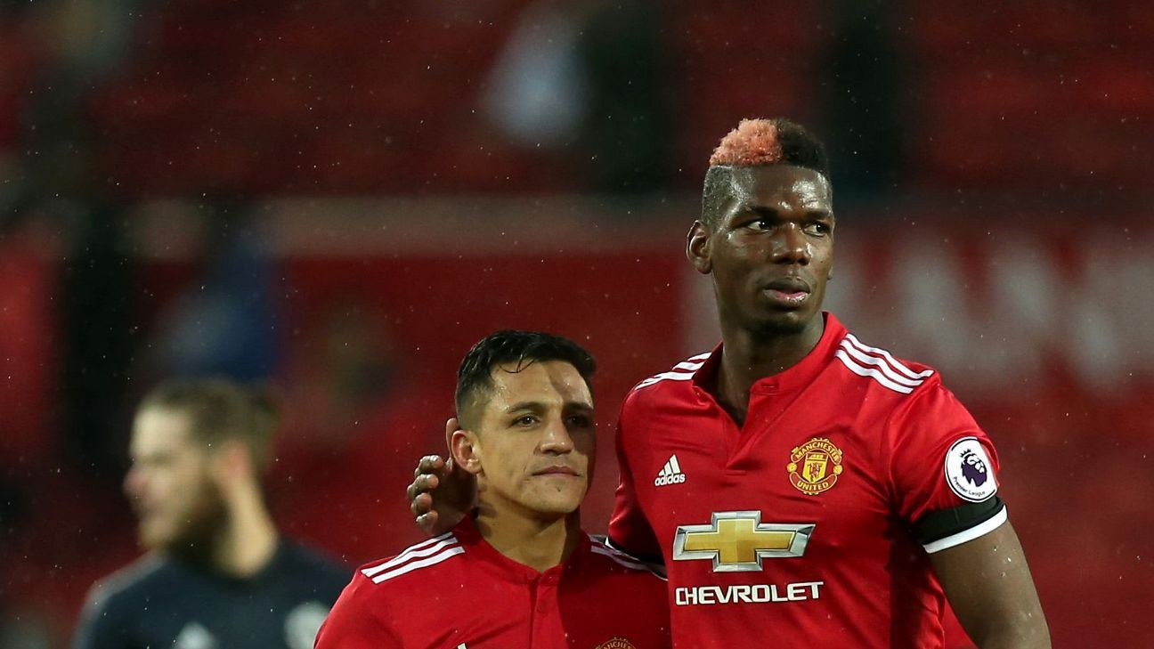 b6fa19f24 Man United s persistence pays off vs. Huddersfield as Paul Pogba gets the  message