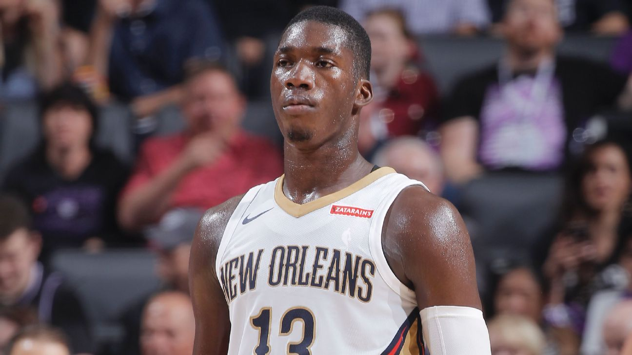 Source: Suns, Cheick Diallo reach two-year deal