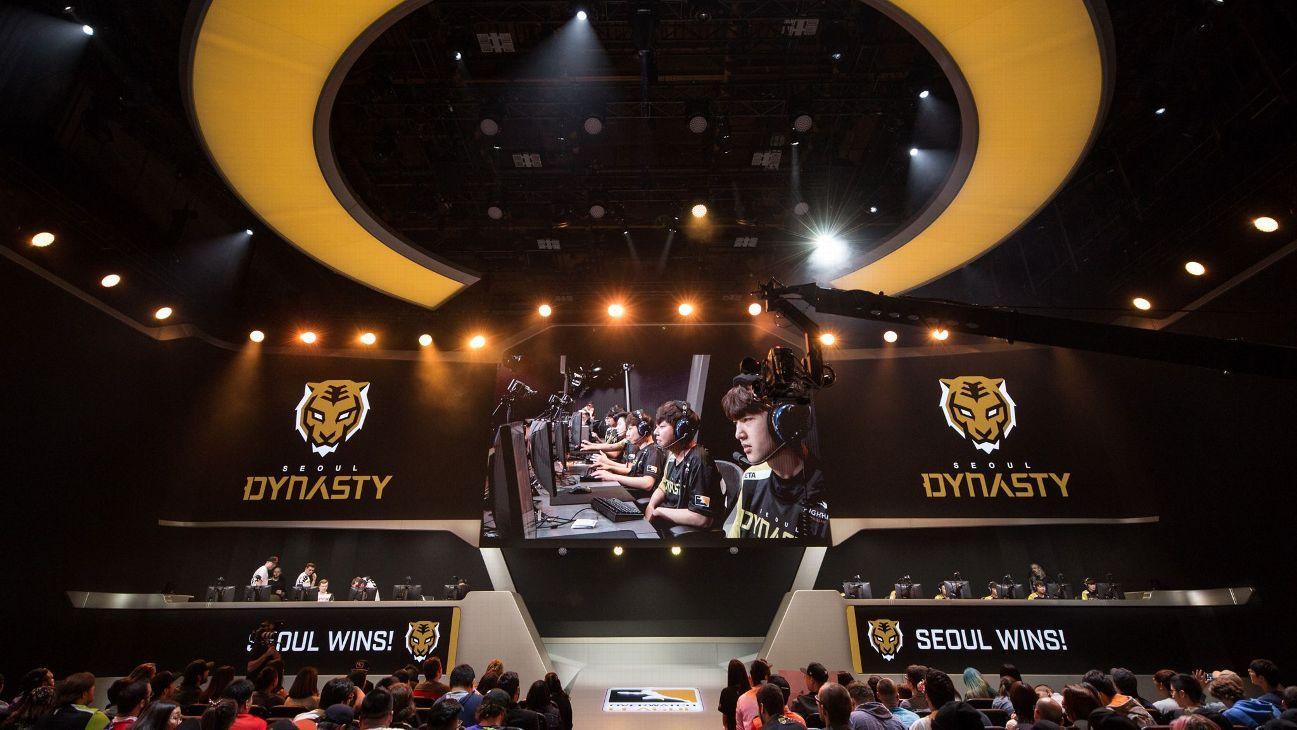 Overwatch League postpones Weeks 5-7 matches in South Korea