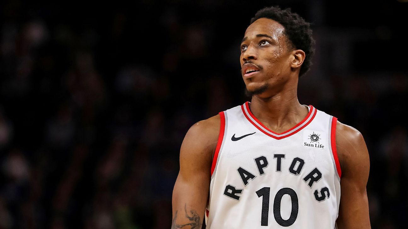 a1af4a3375f The virtue of DeMar DeRozan