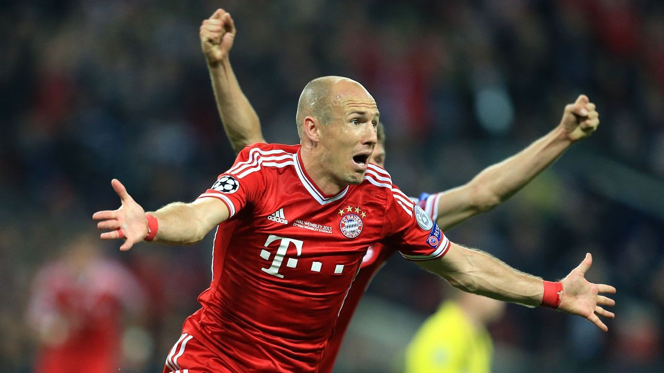 Arjen Robben reveals the threat Liverpool possess ahead of ...  |Arjen Robben