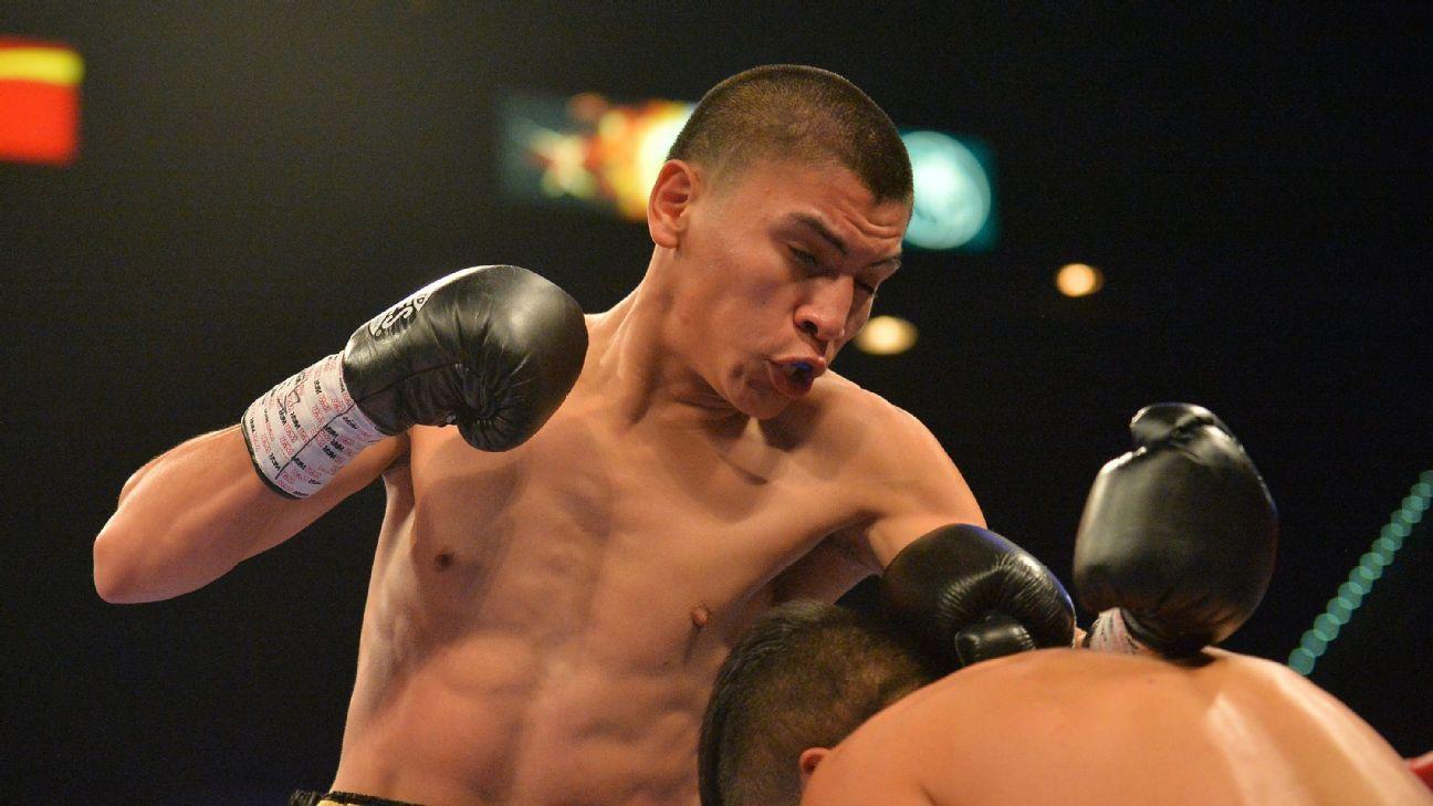 KO artist Ortiz Jr. to fight Vargas on March 28