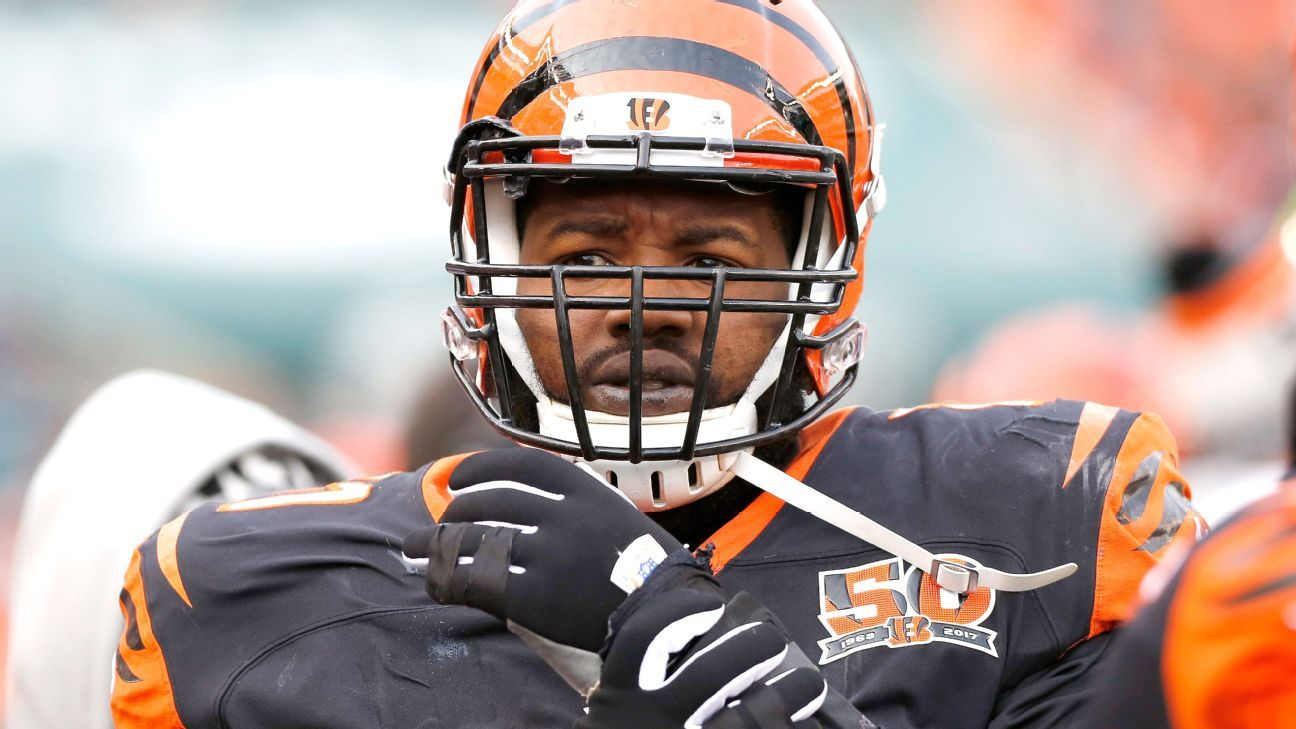 Former Bengals first-round pick finds way into starting role again