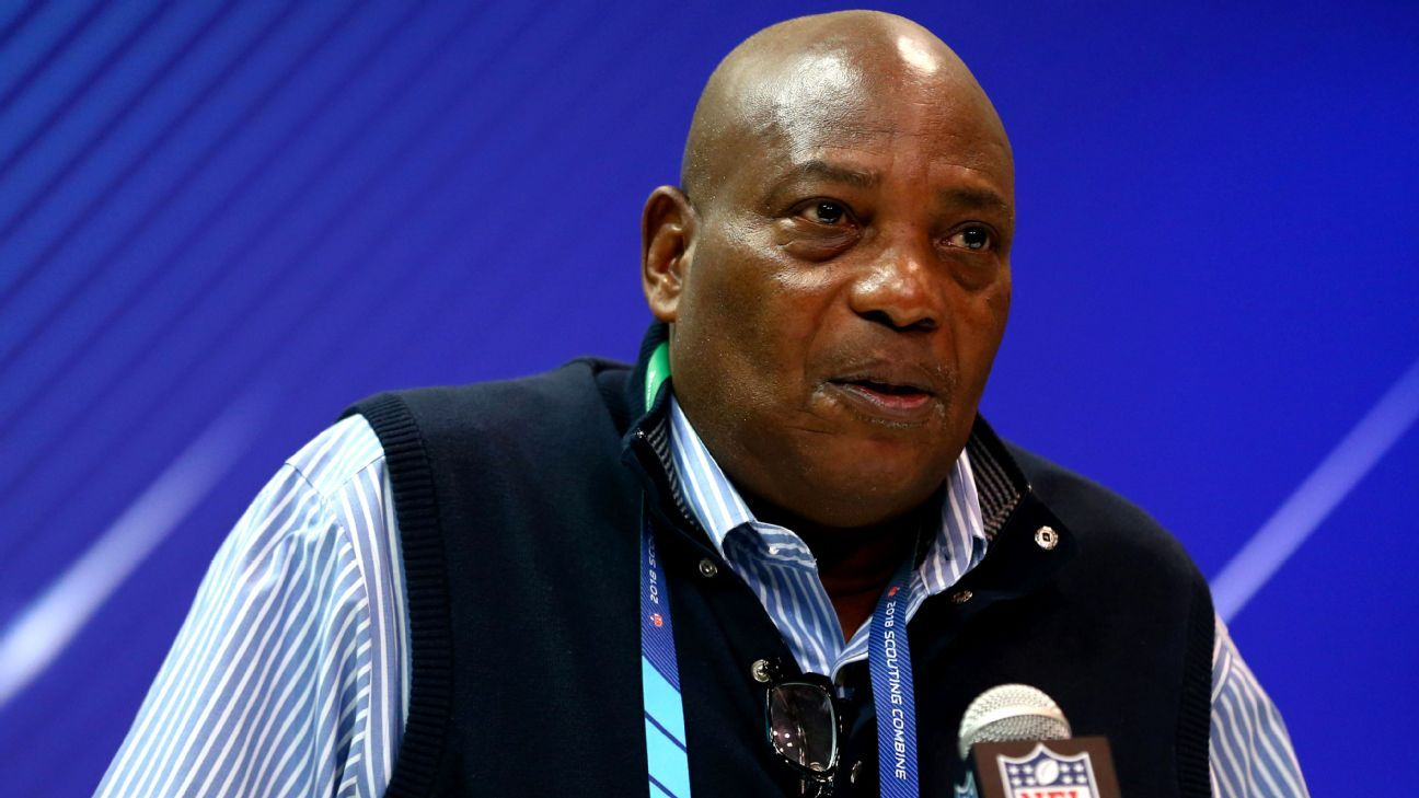 Baltimore Ravens Owner Steve Bisciotti Honors Former General Manager Ozzie Newsome With  Million Gift to Maryland's HBCUs