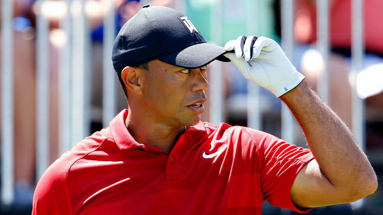 state of tiger woods u0026 39  game ahead of masters pga tour espn golf