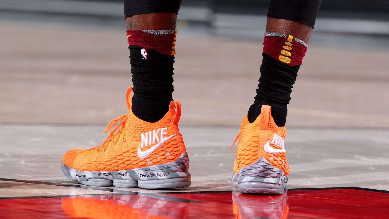 69cefe1bba55 Which NBA player had the best sneakers in Week 22