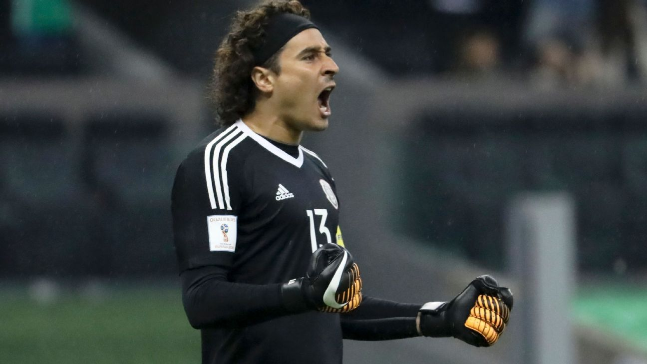 eb7a0c1f251 Mexico's Guillermo Ochoa happy in Europe, away from media glare