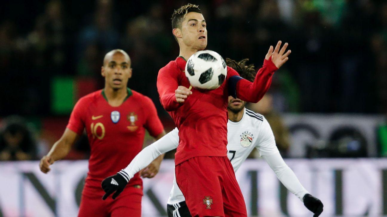Portugal Vs Egypt