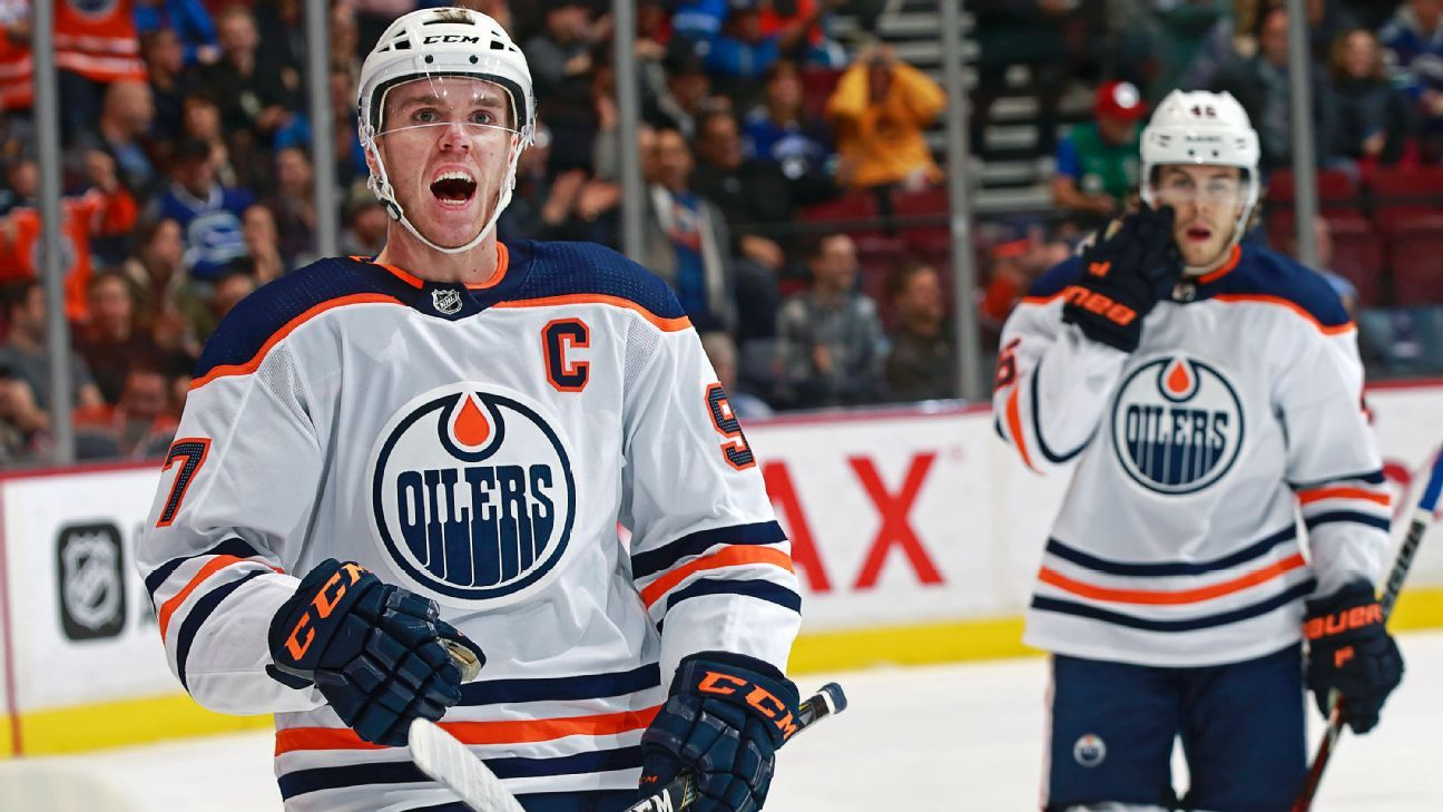 2d902e13f NHL - Why Connor McDavid should not win the Hart Trophy - plus Jersey Foul  of the Week