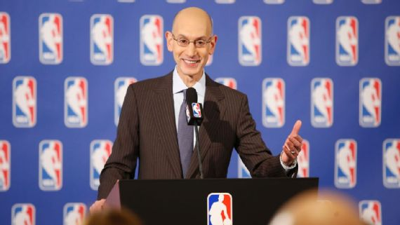 How Adam Silver made his mark on esports in North America