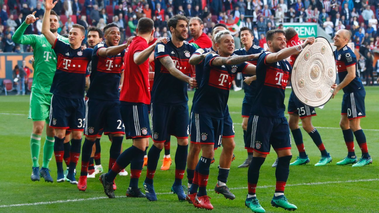 Bayern Vs Augsburg