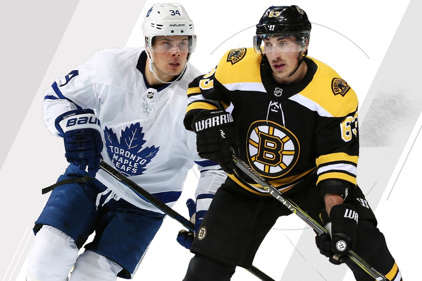 7376c3639b8 2018 Stanley Cup Playoffs - Boston Bruins vs. Toronto Maple Leafs preview