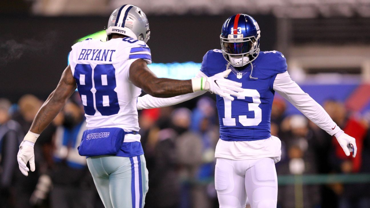 Dez Bryant Says Playing With Odell Beckham Jr New York