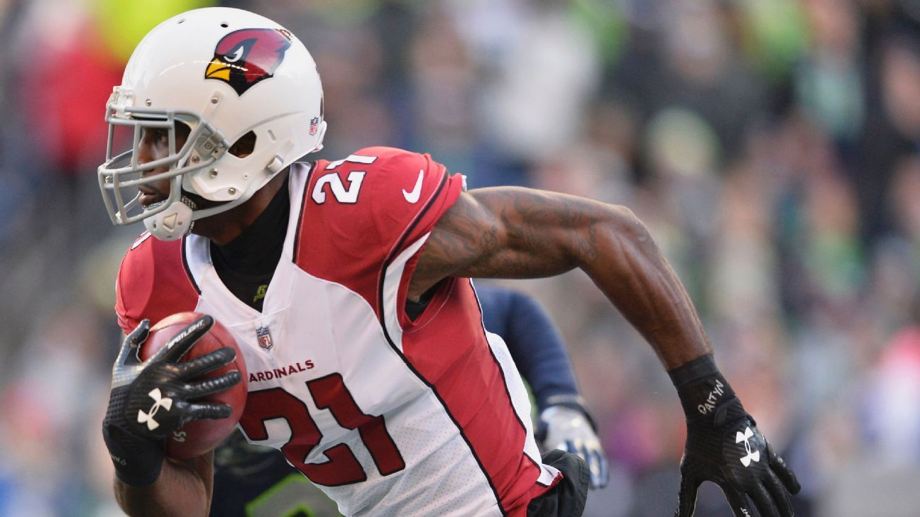 meet df48e a419a Patrick Peterson: 'In position to flourish' in Cardinals ...