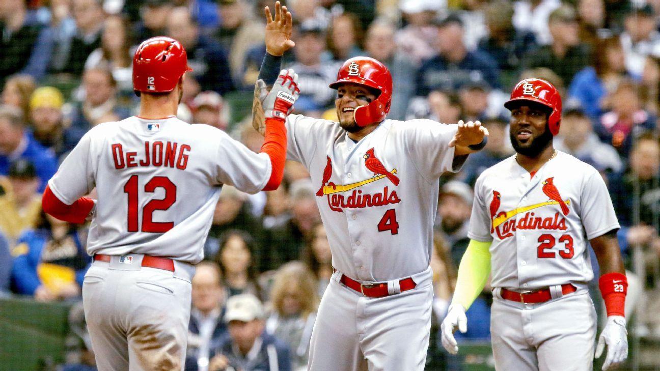 In superteam era, Cardinal Way still the only way in St  Louis