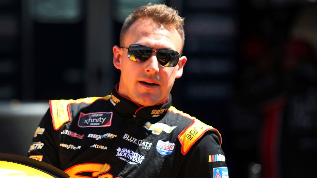 Childress declines option on Hemric for 2020