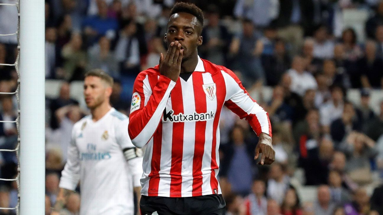 Inaki Williams Athletic Bilbao Should Welcome More Black Players