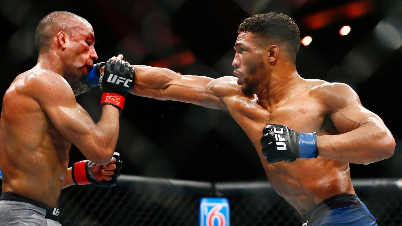 Could Lee push the UFC to add a 165-pound weight class
