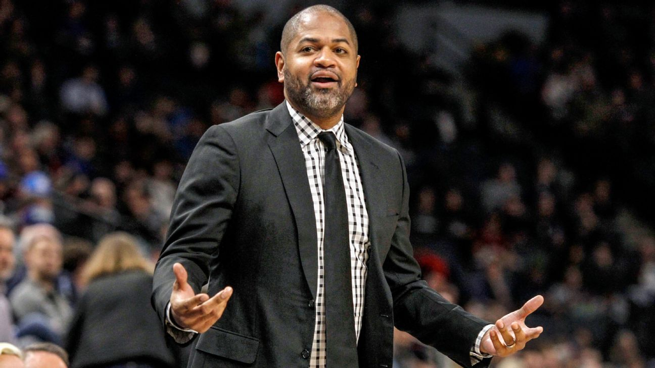 Cavaliers hire J.B. Bickerstaff as assistant coach