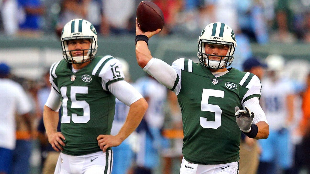 Sorting out New York Jets  QB situation  Not as easy as 1 7b71f6f4e