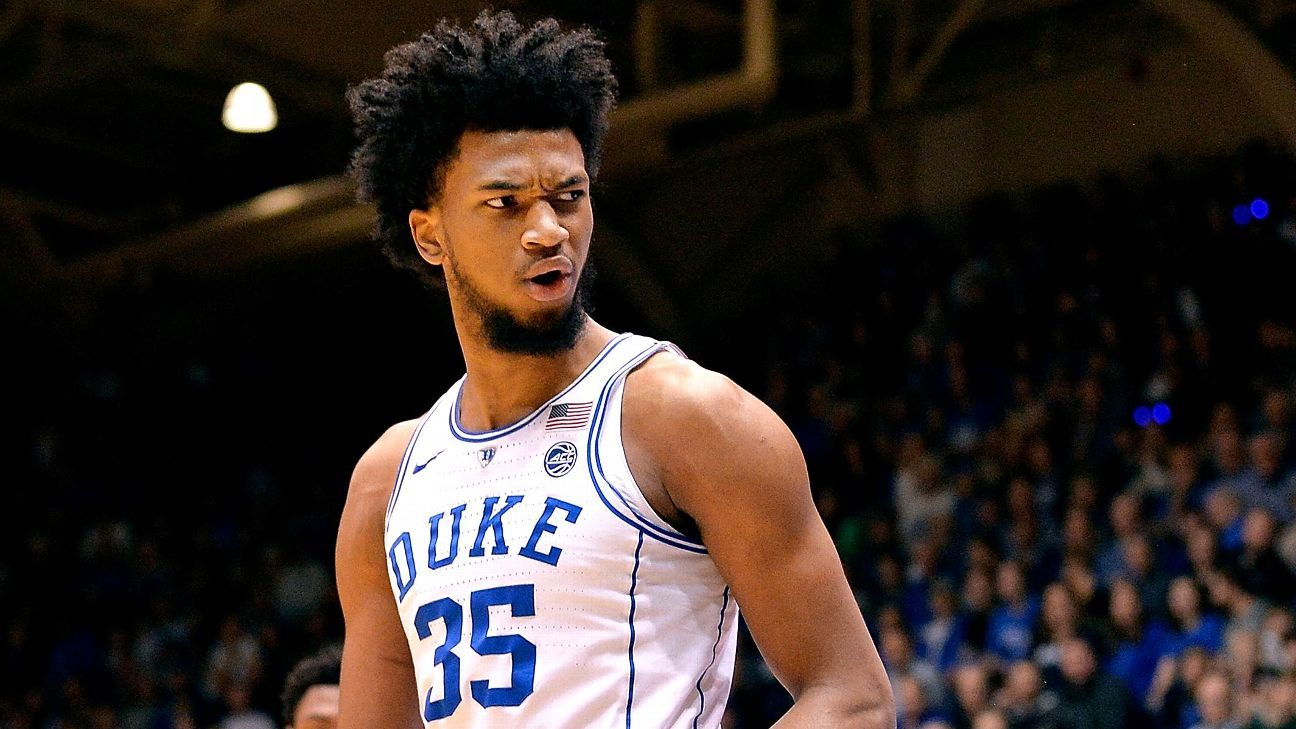 e9778bd1194c Marvin Bagley III misses Duke Blue Devils game Sunday