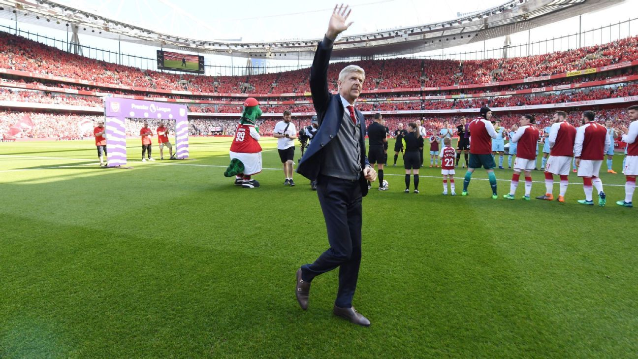 Wenger: Arsenal soulless since leaving Highbury for Emirates