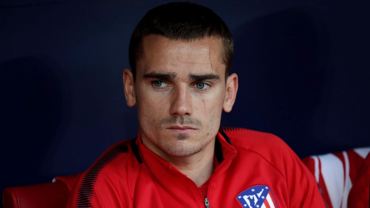 51ac6963e64b Antoine Griezmann s  Decision  to stay at Atletico Madrid was the right  one
