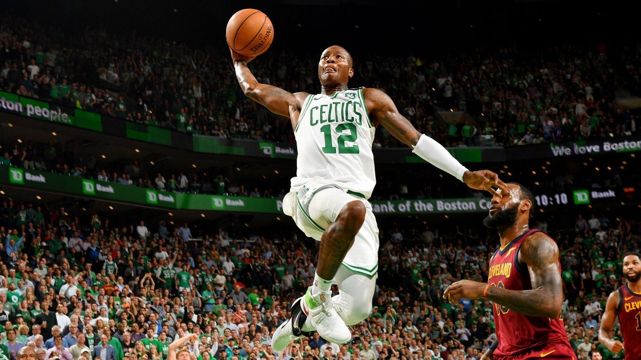 the latest 088fe 47b51 Terry Rozier says Boston Celtics can be 'truly special' in ...