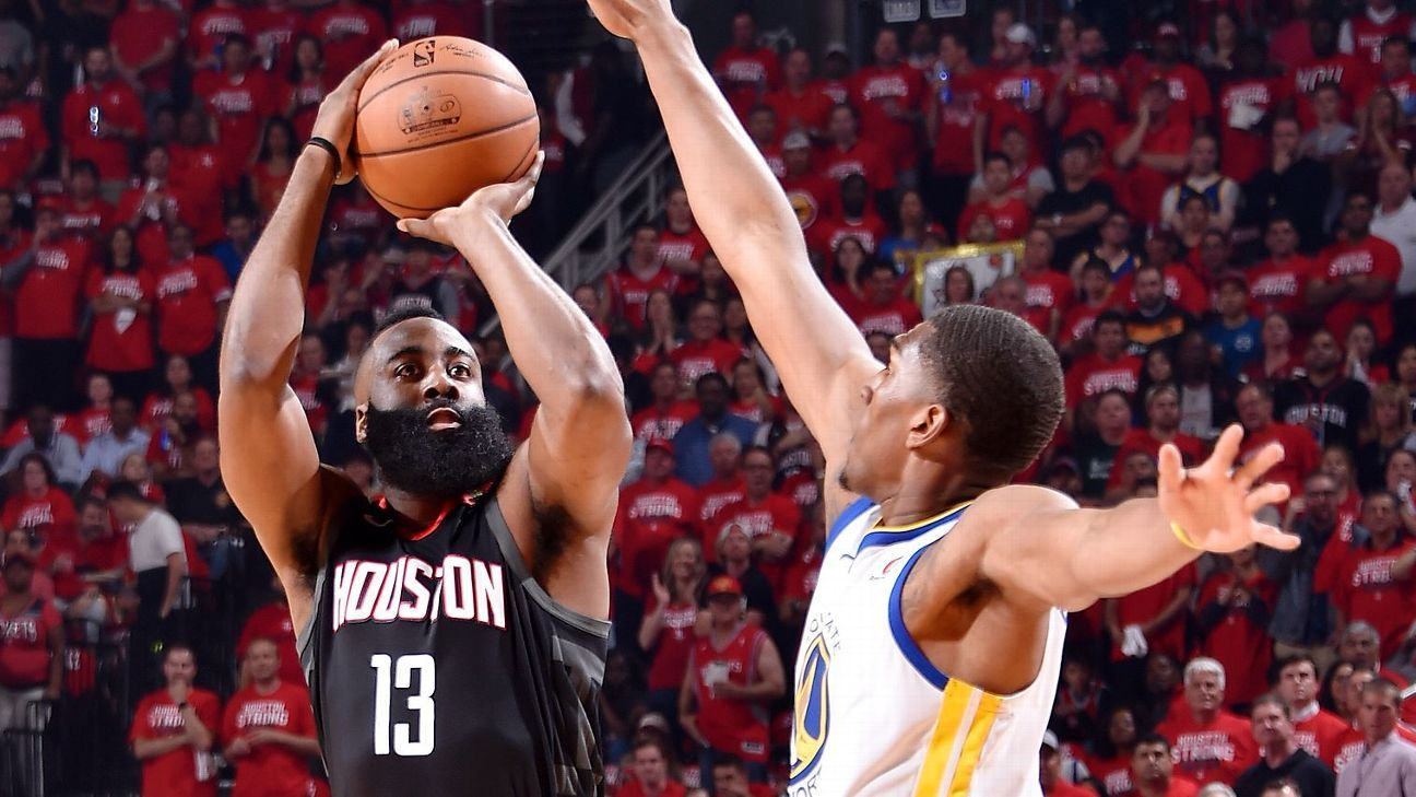 77a9cab2a674 James Harden of Houston Rockets not concerned with shooting slump as long  as team wins