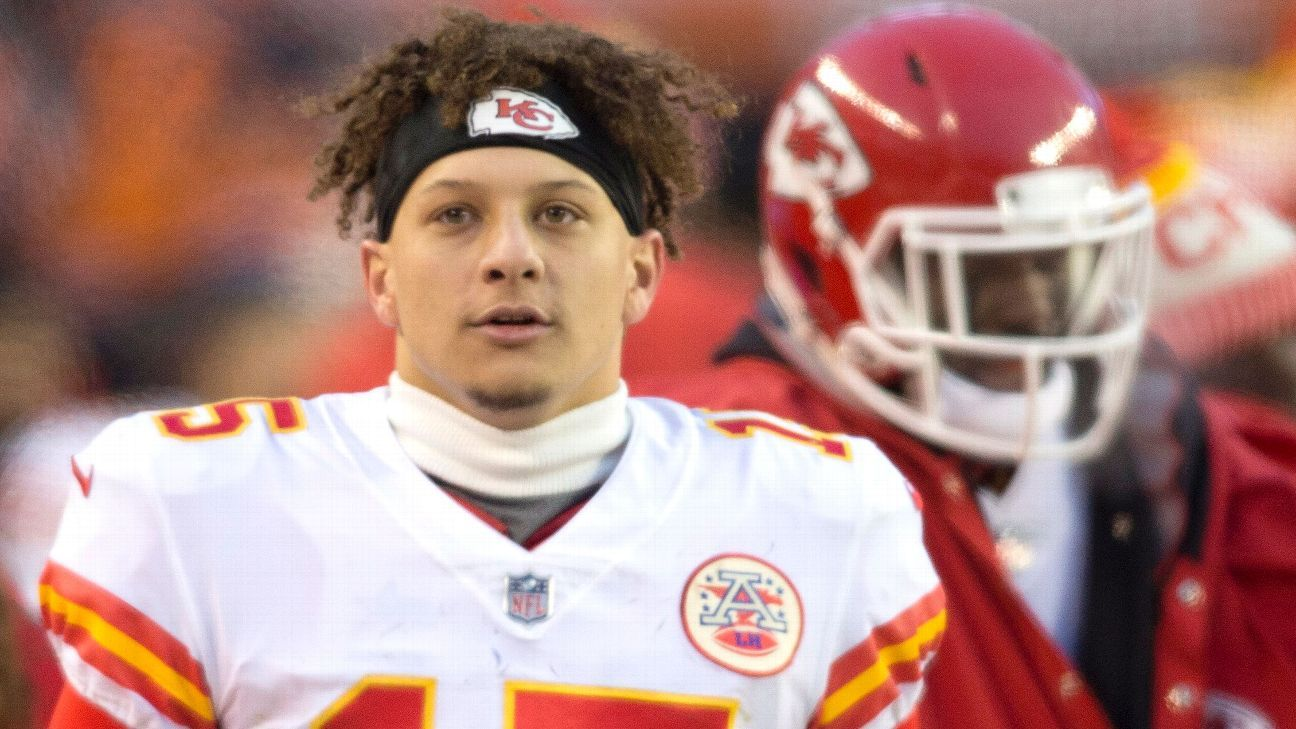 Legend of Patrick Mahomes began with 'ridiculous' throws in Denver