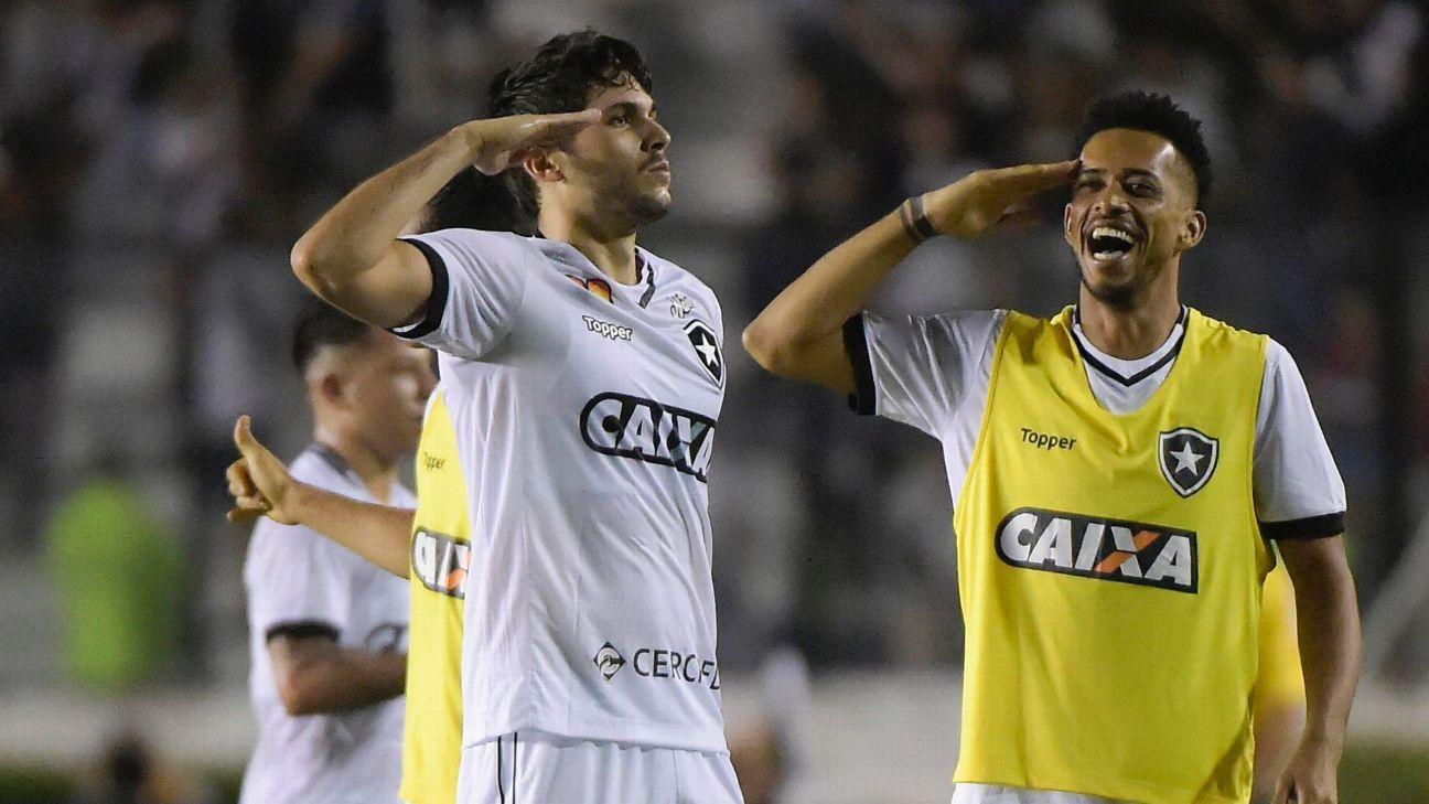 Atlético-MG aumenta proposta ao Botafogo por Igor Rabello e coloca atleta  no negócio 709a88306785e