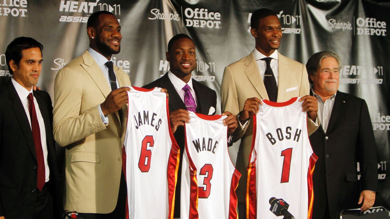 ba88b3a55 Most impactful free-agent signings since 2000 in NBA