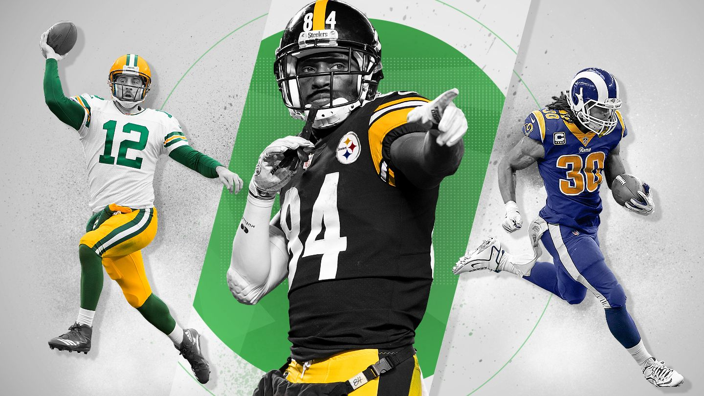 2018 fantasy football rankings cheat sheets mock drafts sleepers breakouts busts analysis and more draft kit