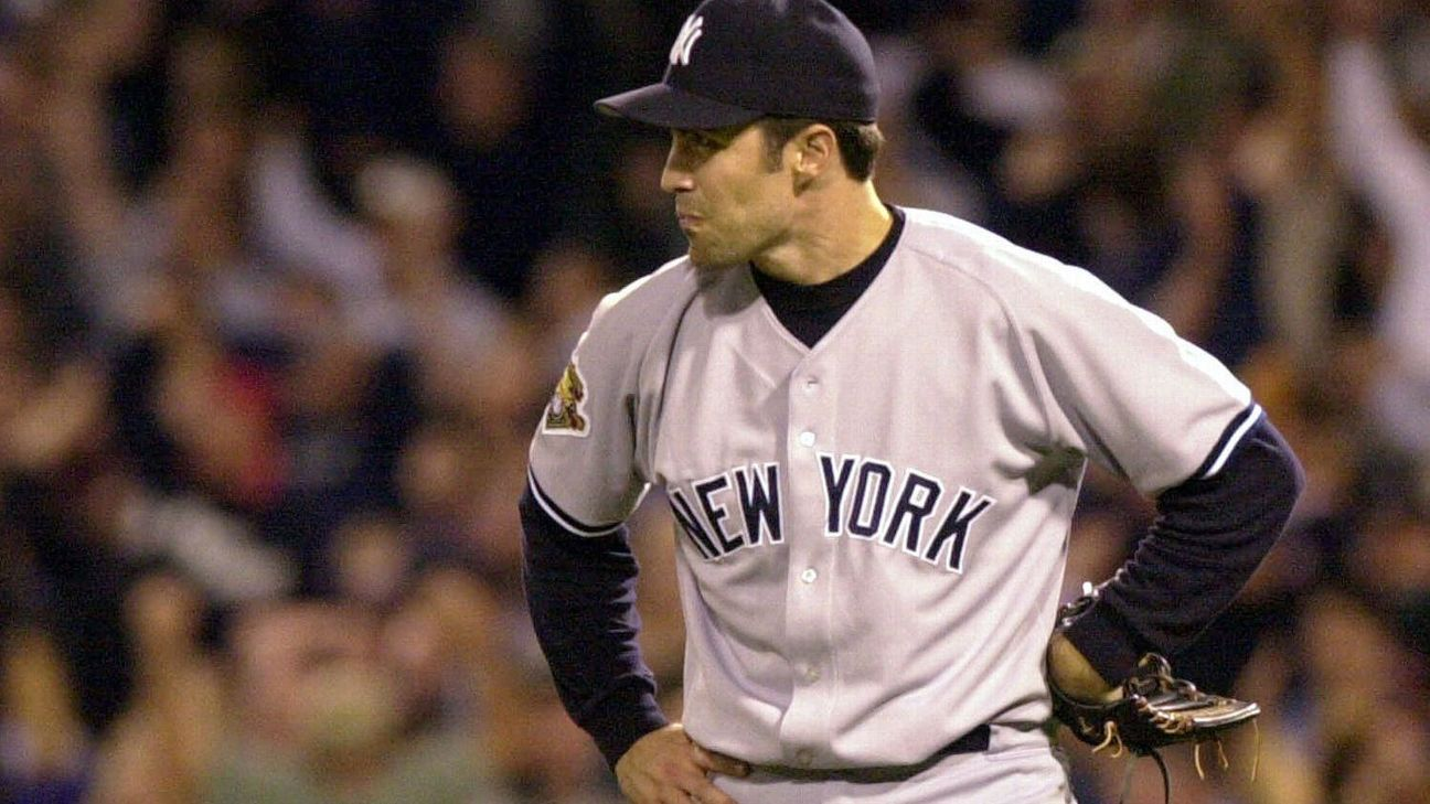 Every team's best gem ever: Mussina outshines Yankees greats