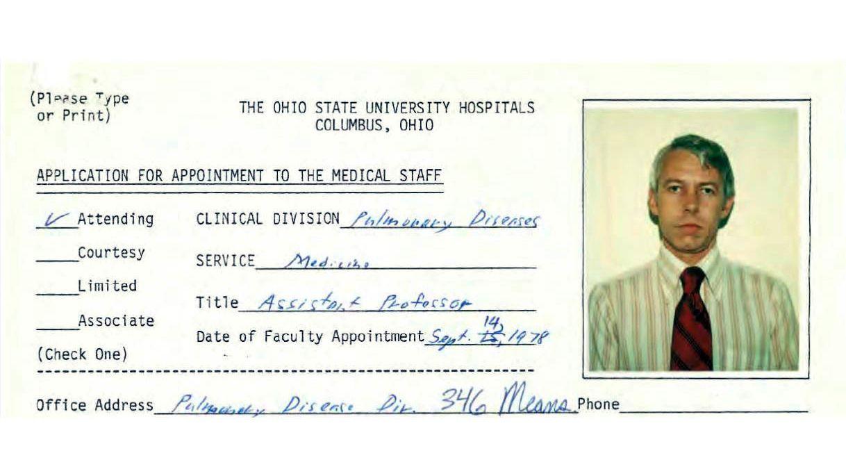 Medical board complaint filed vs. OSU president