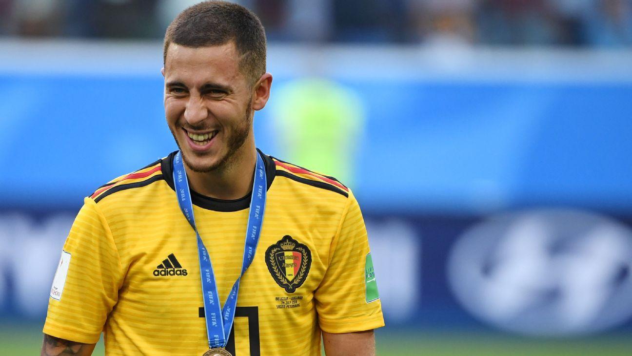 Transfer Talk: Real Madrid ready £112 million bid for Eden