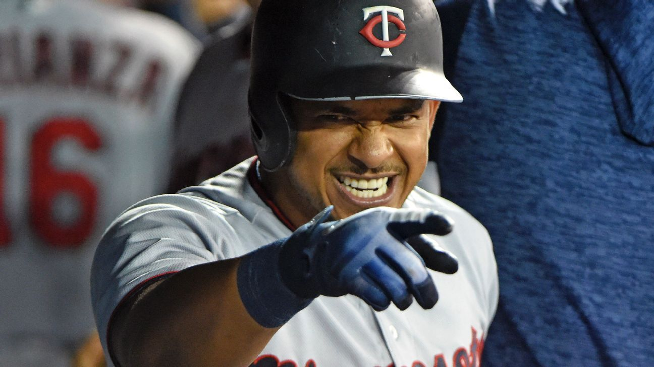 62be7f2a9a2 Arizona Diamondbacks acquire Eduardo Escobar in trade with Minnesota Twins